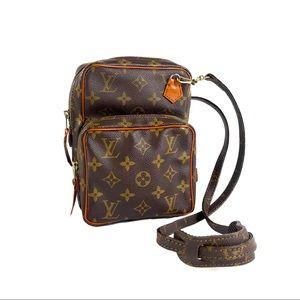 Louis Vuitton Monogram Amazon Shoulder Bag